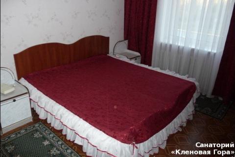 1-комнатный номер улучшенной комфортности. Санаторий Кленовая гора.