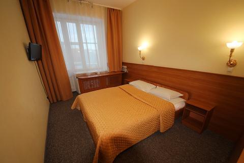 2-х комнатный 2-х местный люкс (Корпус №1)
