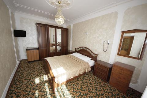 3-х комнатный люкс с балконом (Корпус №1)