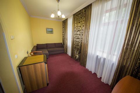 1-местный люкс без балкона (Корпус №2)