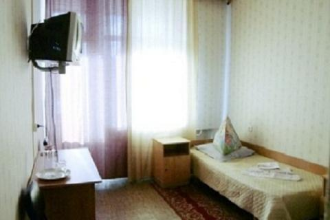 1 место в 2-х местном номере (2,5 этаж) с ТВ