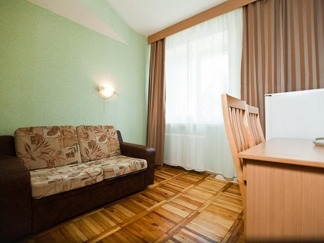 2-комнатный стандартный номер.Санаторий