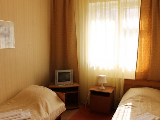 2-комнатный 2-местный номер 1 категория (корп. №2). Санаторий