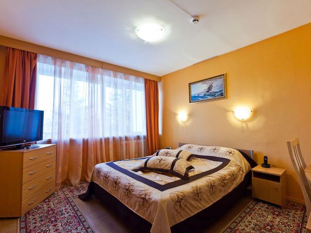 Санаторий Волжанка, путевки. 3-комнатный номер