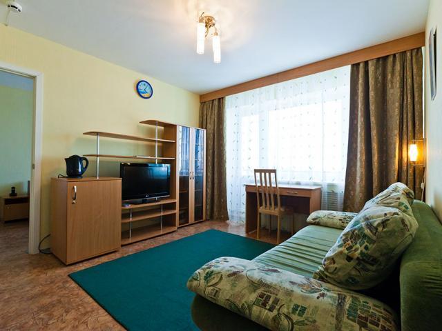 Санаторий Волжанка, 3-комнатный номер