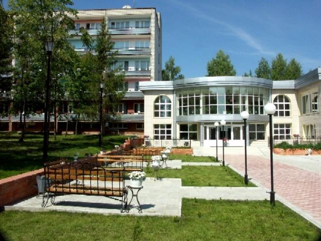 Санаторно-курортный комплекс