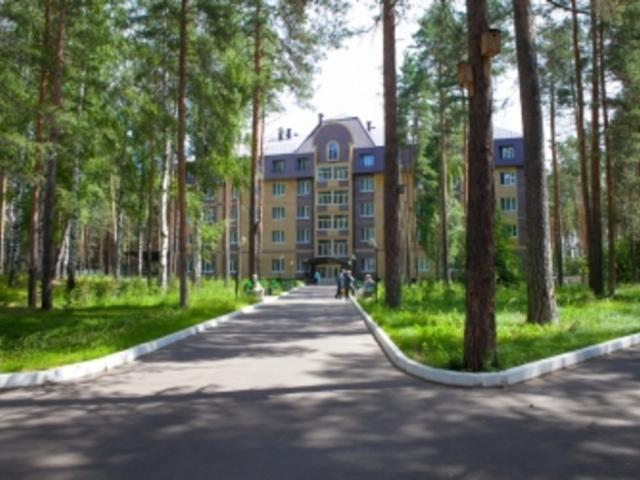 Санаторий Сосновый бор, отдых для пенсионеров