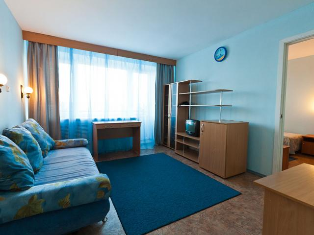 Санаторий Волжанка, путевки. 2-комнатная