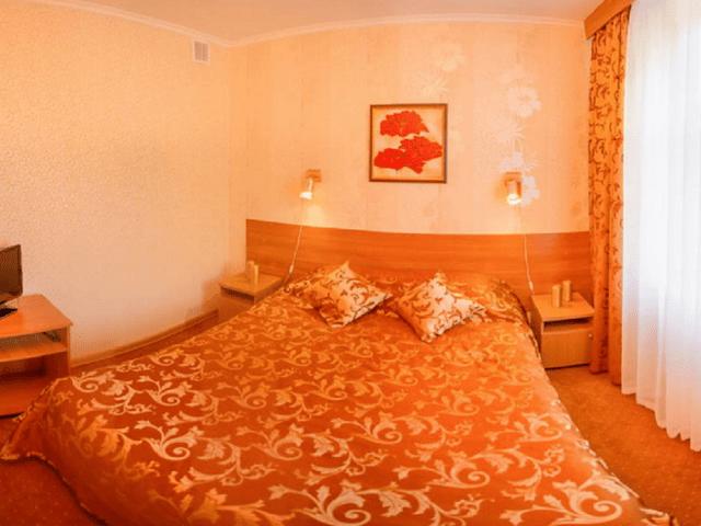 2-комнатный стандартный номер (корп. №1). Санаторий