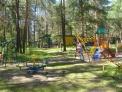 Пансионат Яльчик детская площадка