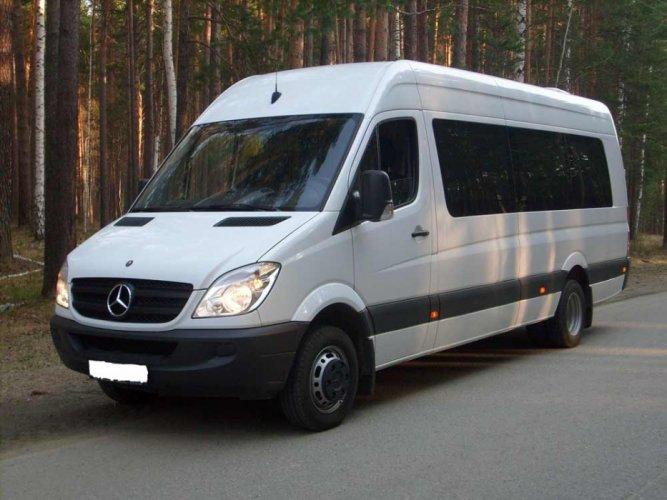 Микроавтобус 12-20 человек